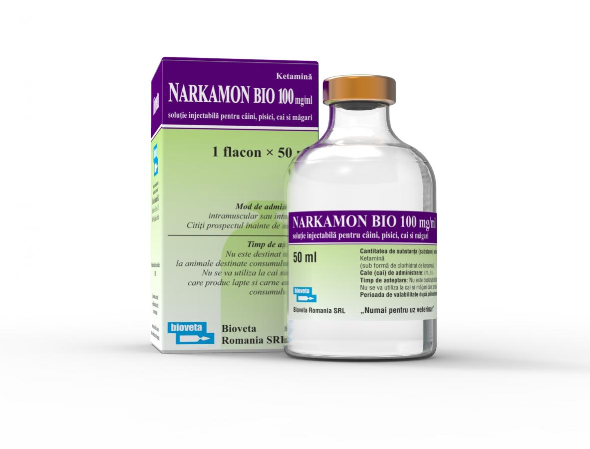 NARKAMON BIO 100 mg/ml