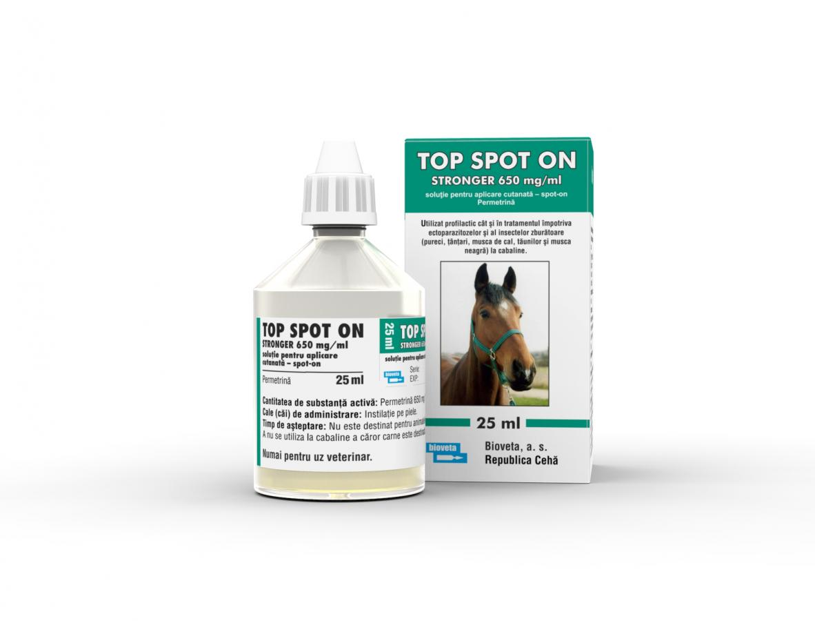 TOP SPOT ON STRONGER 650 mg/ml - Horse